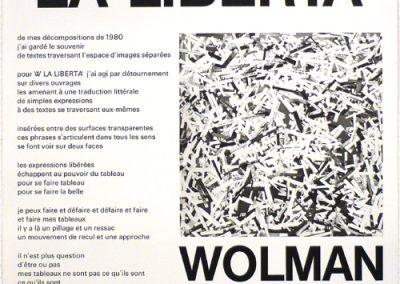 w la liberta wolman