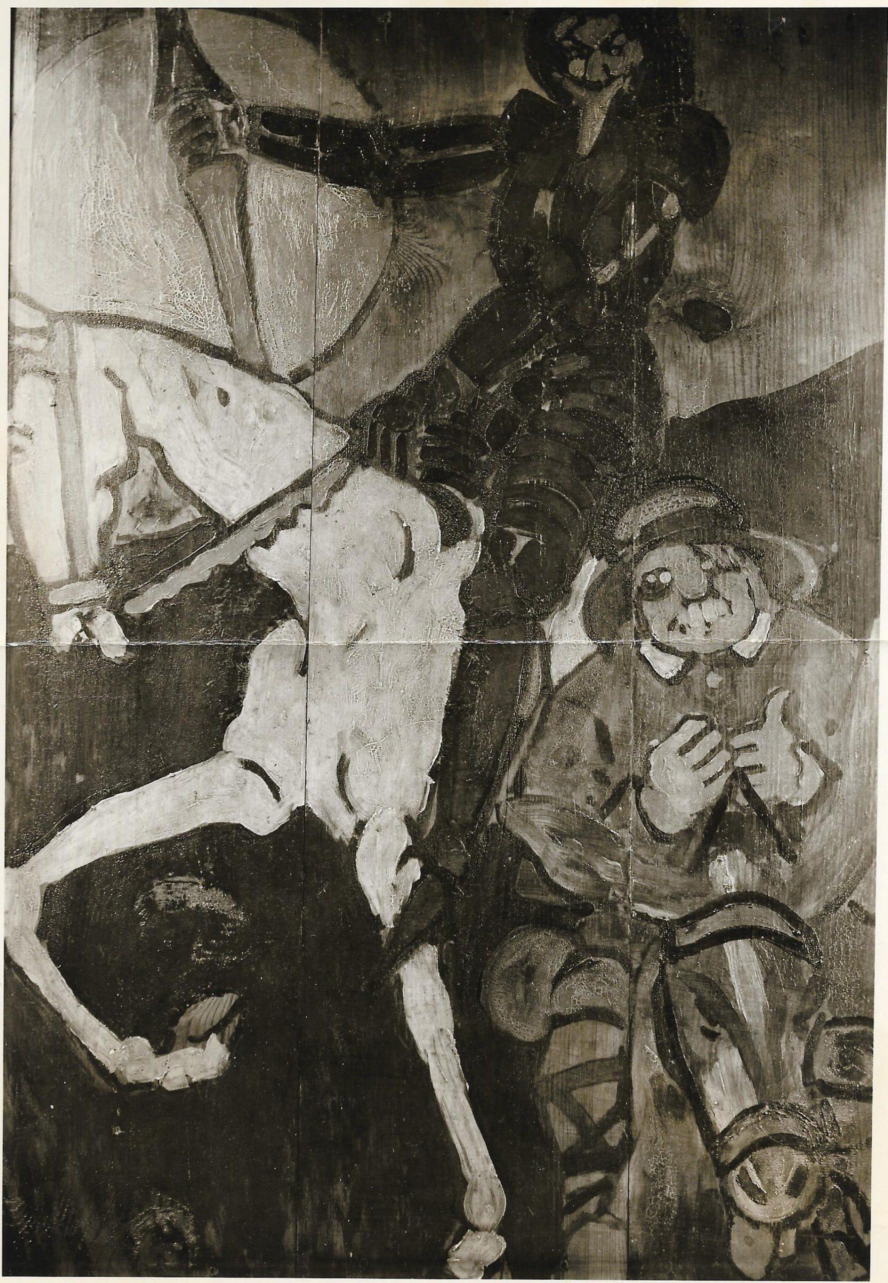 Derain André,Don Quichotte et Sancho Pansa,1905
