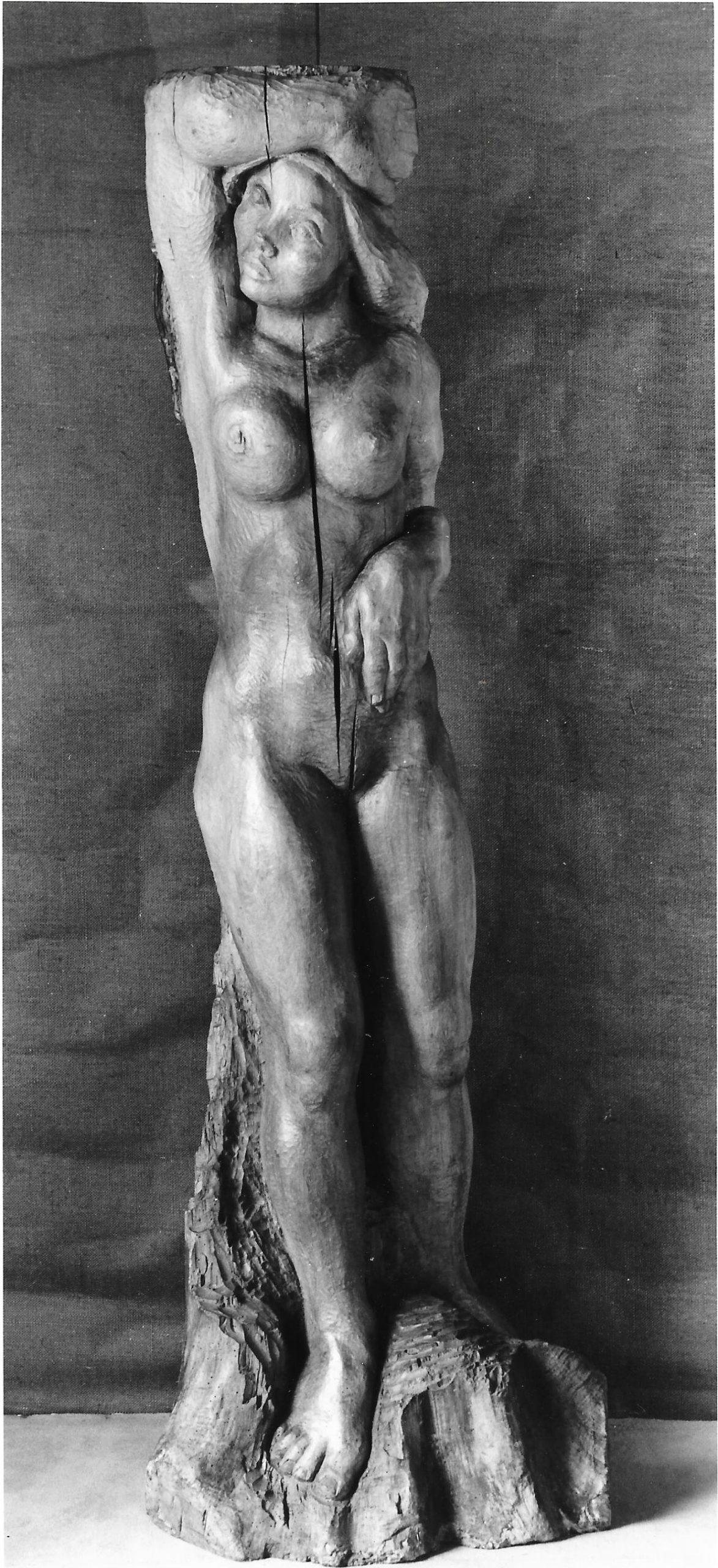 Enoch Glicenstein,cariatide,1918