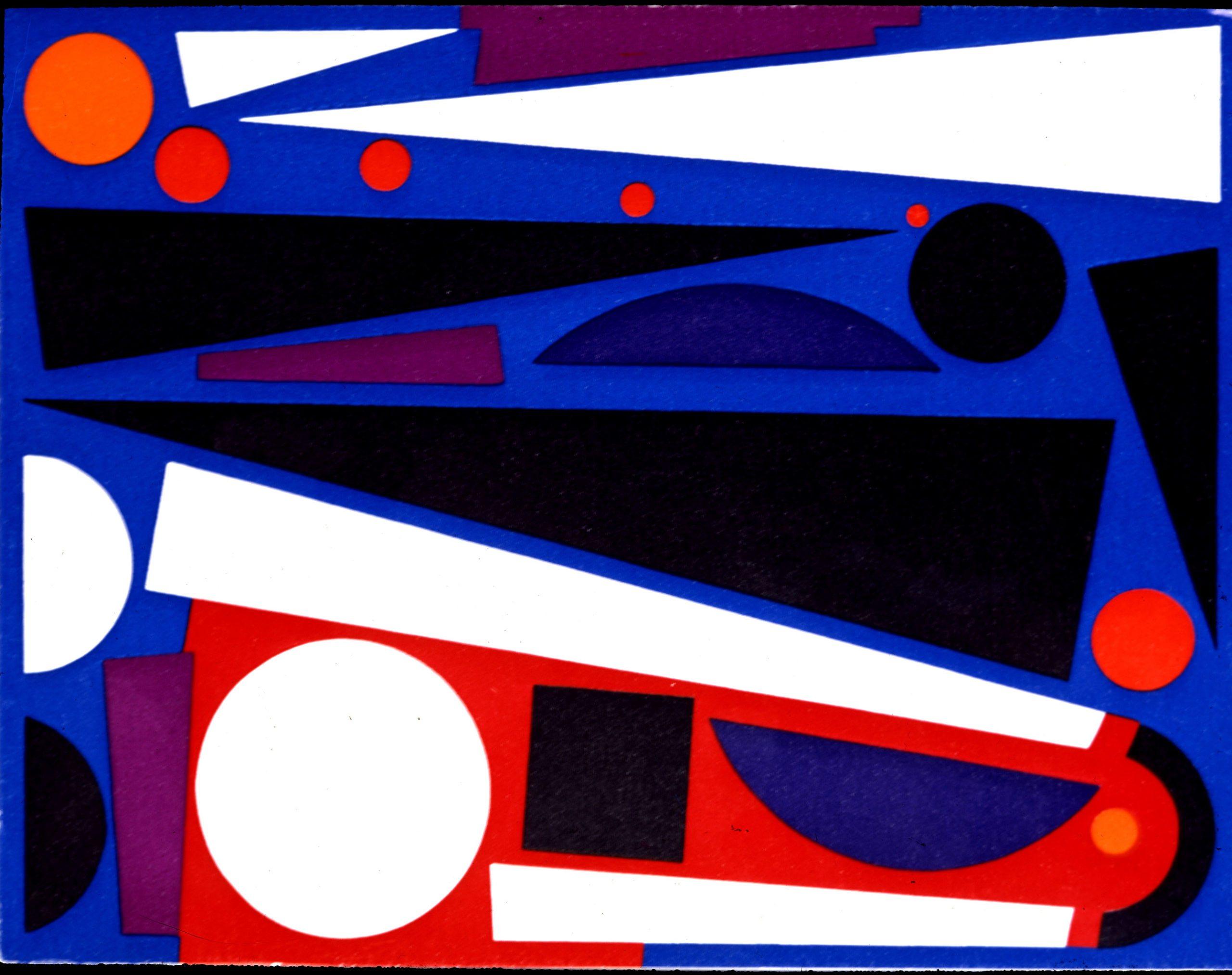 Herbin Auguste,Vent, n°II,1954