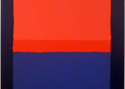 rouge-bleu