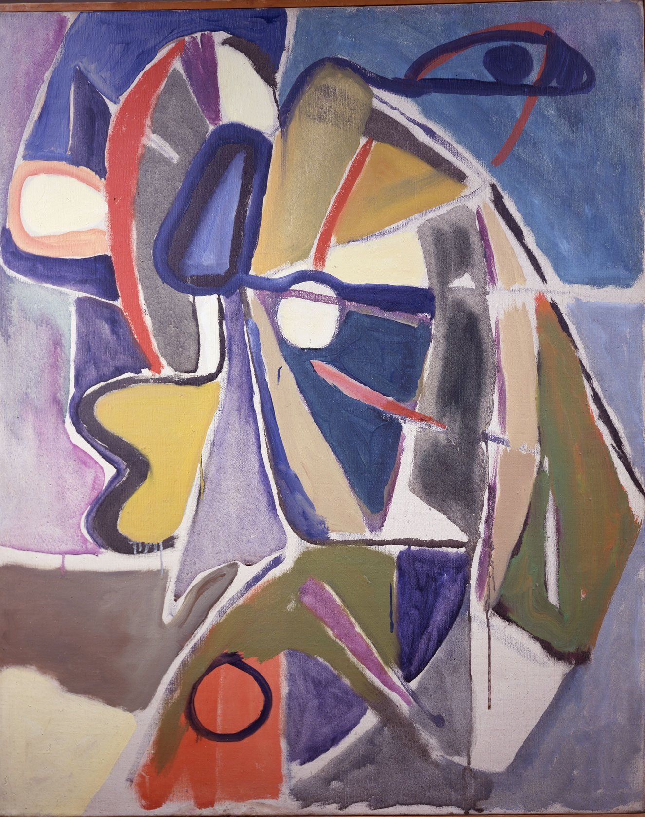 Van Velde Bram,Composition,1949