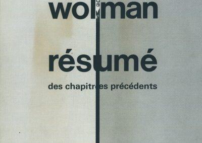 wolman, résumé