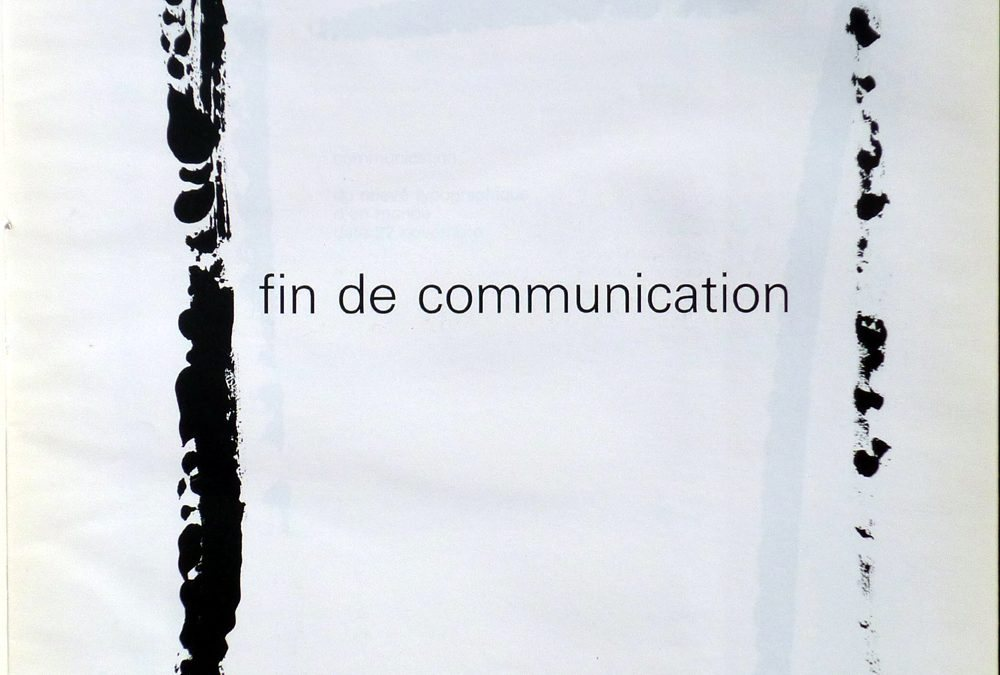 wolman, fin de communication